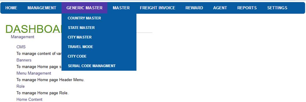 Logistics ERP Software | Transport Software Nagpur, Pune
